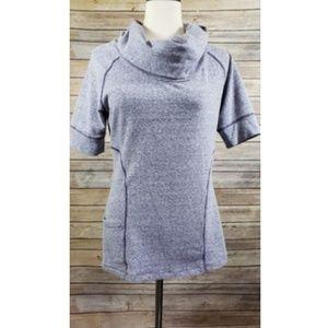 Athleta Coronada Cowl Neck Sweatshirt